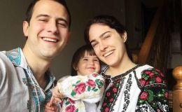 Маленькая модница: как одевает свою дочь Маша Собко