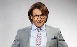 Ведущий Андрей Малахов впервые стал отцом: первые подробности
