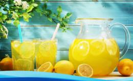 10 полезных свойств лимонного сока, о которых вы не догадывались!