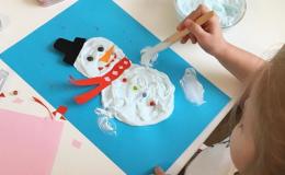 Поделки на Новый год: 5 оригинальных идей от креативной insta-мамы