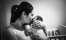 Без фотошопа: смелая мама показала, как выглядит тело женщины спустя несколько часов после родов