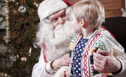 Что делать, если ребенок боится Деда Мороза: 5 советов