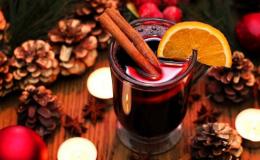 Глинтвейн на Новый год: 3 вкусных и пикантных рецепта