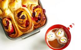Встречаем праздники вкусно: 15 новогодних десертов для детей