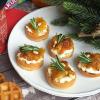 Новогодние рецепты: 5 простых идей для праздничного стола
