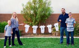 Дай пять! Будущая мама ожидает рождения 5 малышей после долгого лечения бесплодия