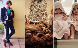 Insta-папы: 5 популярных звездных отцов-блогеров, с которых стоит брать пример