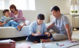 Воспитание по-американски: секреты и особенности