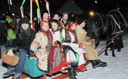 Старый Новый год: куда пойти на праздничных выходных в Киеве