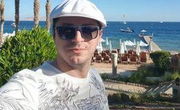 Большая семья: Сергей Притула оправился к морю с женой и детьми