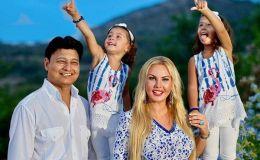 Само очарование: дочки Камалии приняли участие в танцевальном конкурсе