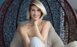 Анита Луценко впервые показала лицо дочки и описала ее рацион