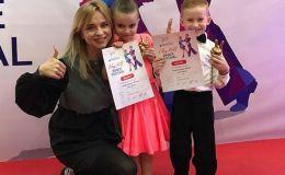 Мамина гордость: дочки Лилии Ребрик и Камалии победили в танцевальном конкурсе