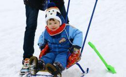 ТОП-3 зимних игры для детей в феврале