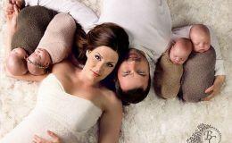 Три сына и одна дочь: непростая история рождения близнецов