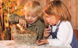 ТОП-идей: как декорировать пасхальный стол вместе с детьми