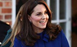 Кейт Миддлтон о простых, но важных моментах материнства