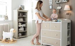Выбираем пеленатор для малыша: украшение для детской или must-have для умных родителей?