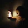 Страх темноты: как помочь ребенку его преодолеть?