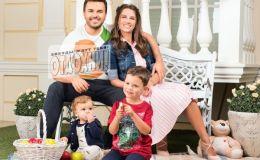 Григорий Решетник: для полного счастья нам не хватает дочки