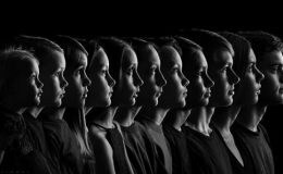 Необычный семейный портрет: мама 11 детей и фотограф сделала уникальный кадр