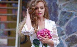 Яна Соломко показала свежие фото маленькой дочки