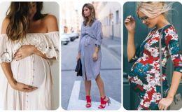 Тренды для будущих мам: 10 платьев для беременных, которые нужны вам этим летом