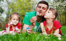 Теперь официально: в Украине появился День отца