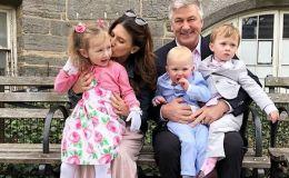 Жена Алека Болдуина родила четвертого ребенка: первое фото