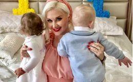 Катерина Бужинская показала близнецов и рассказала печальную историю