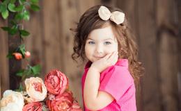 10 коротких имен для девочек