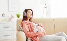 Музыкальные витамины во время беременности