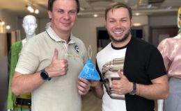 Дмитрий Комаров и Андре Тан выпустили новую благотворительную игрушку