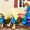 Мама и дочка: 10 модных летних идей в стиле family look