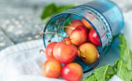 Наслаждение вкусом: топ-5 оригинальных блюд с черешней
