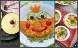 Блюда из яиц на завтрак: 6 лучших рецептов для детей