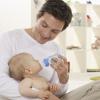 Если новорожденный отдельно от мамы: как хранить, передавать молоко и заботится о малыше