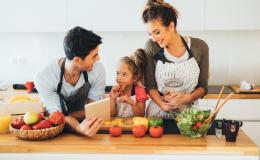 Как сформировать у ребенка здоровые пищевые привычки