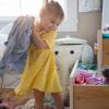 Как приучить ребенка следить, не терять и бережно относиться к вещам