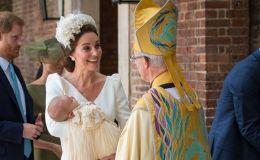 Кейт Миддлтон: первые официальные портреты обновленной королевской семьи