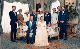 Все дети Кейт Миддлтон в новой фотосессии из дворца