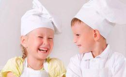 Лучшие кулинарные мастер-классы для детей на выходных