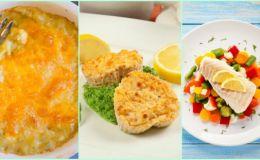 Интересные блюда из рыбки для малыша. Вкусно и полезно!