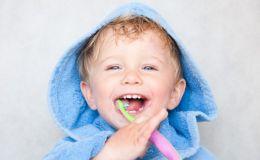 Как приучить малыша мыть руки, чистить зубы и принимать душ