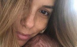 Ева Лонгория впервые показала лицо 6-недельного сына
