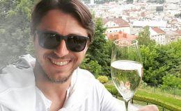 Сергей Притула с семьей отдыхает на море: привет из Евпатории