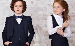 Школьная мода для мальчиков сезон 2018-2019