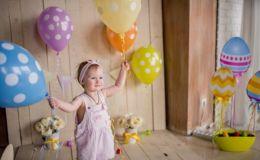 Детский день рождения: 15 идей для украшения шарами