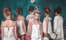 Как-то не по-детски: дизайнер показала новую коллекцию белья для девочек