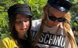 Эта девочка герой: Оля Полякова похвасталась достижениями дочки